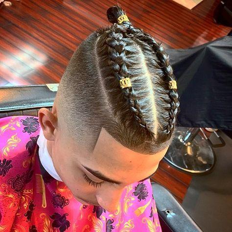 braids hairstyles for men 2018 | Mens braids hairstyles .
