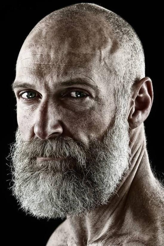 25 Classy Beard Styles Dedicated to Bald Men – BeardSty