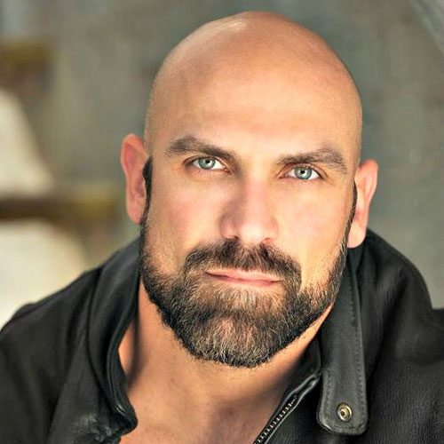 17 Bald Men with Beards | Men's Hairstyles + Haircuts 20