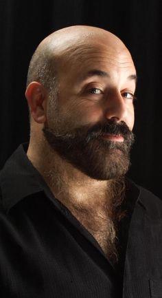 70+ Bald men with beards ideas in 2020 | bald men with beards .