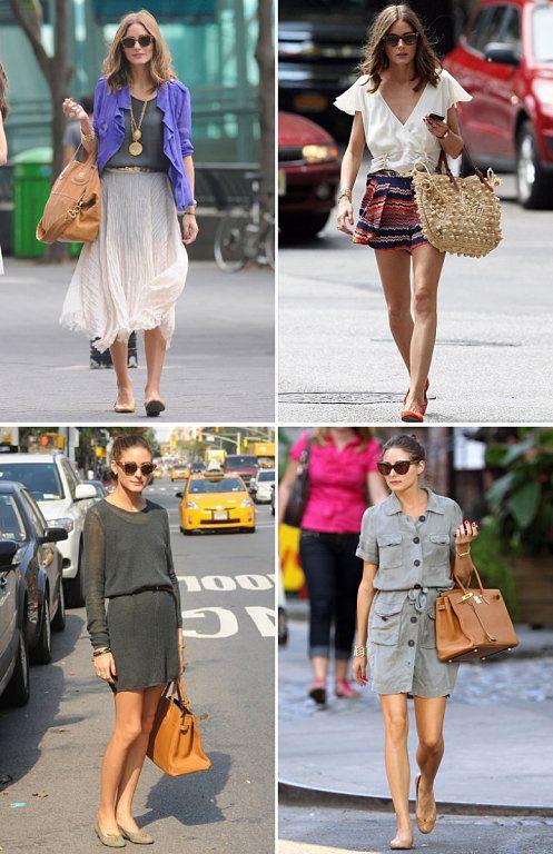 todos los looks de OLIVIA PALERMO I | Olivia palermo outfit .