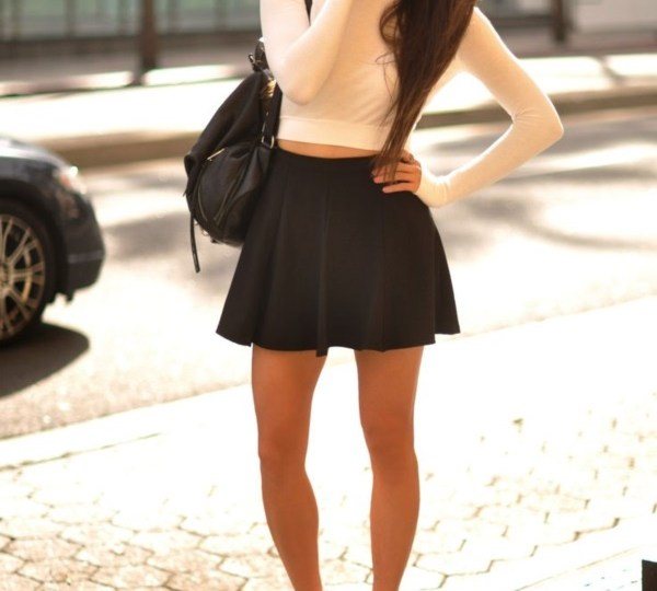 Cute Summer Outfits Ideas to Wear with Converse - Cute Dress