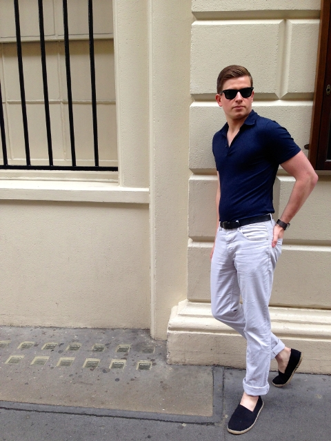 Summer Men Outfits With Espadrilles – thelatestfashiontrends.c