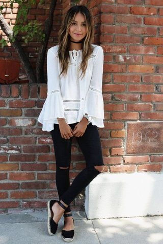 15 Ways to Wear Espadrilles Like Stylish Girls This Summ