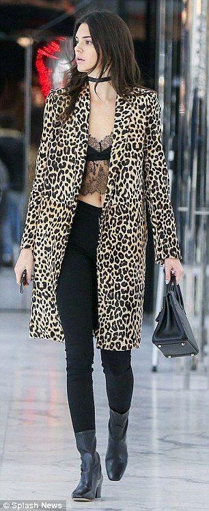♡ Pastel soft grunge aesthetic ♡ ☹☻ 31 trendy leopard coat .