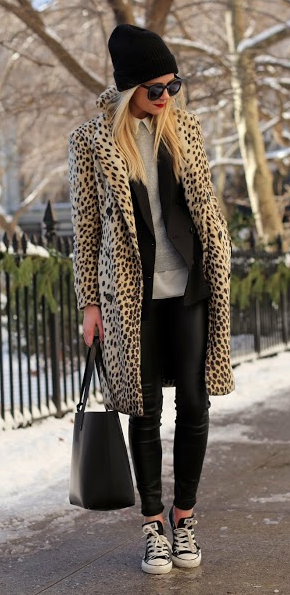Blogger Style: 6 Winter Outfits to Copy Now | TopShelf Clothes .
