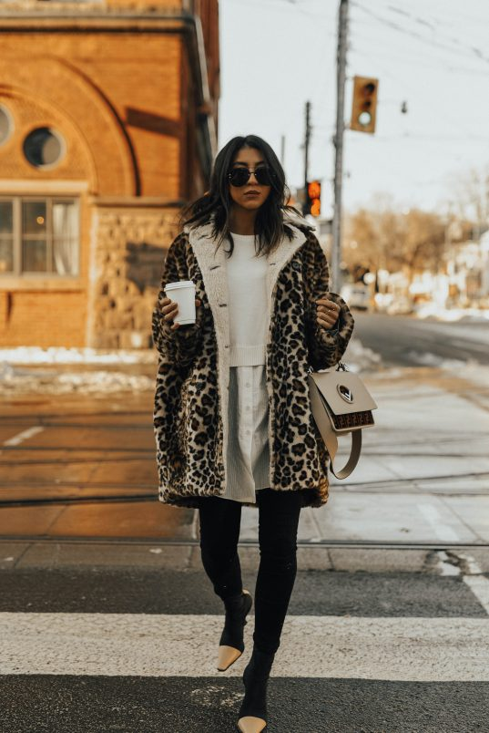 4 Leopard Coats To Wear Right Now | Not Your Standa