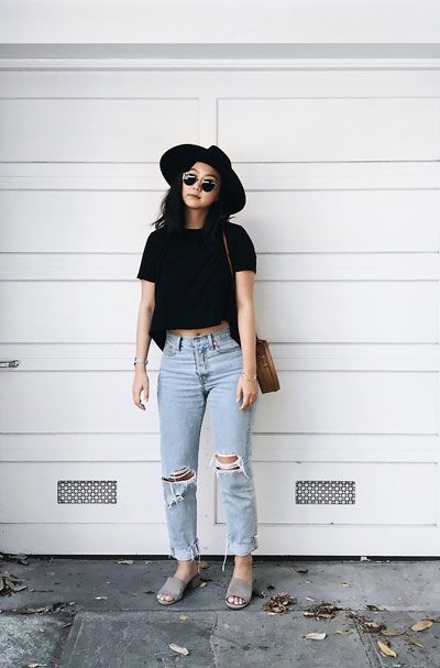 How to Wear Mules Shoes This Summer - 30 Outfit Ideas | Classy .