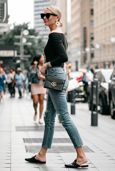 How to Wear Mules Shoes This Summer - 30 Outfit Ideas | Fashion .