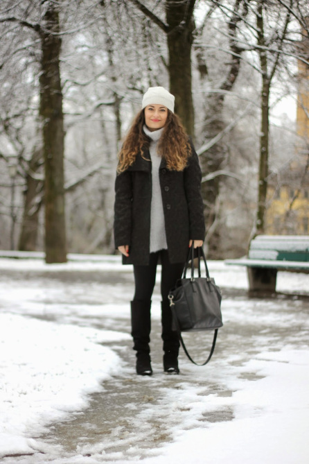 Ways to Style Winter Boots | StyleCast