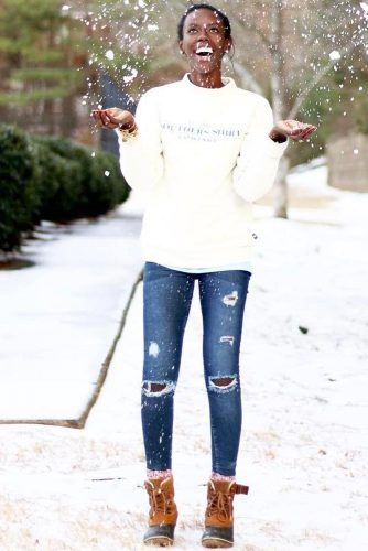 33 Outfits with Snow Boots: The Key Styles to Invest in This .