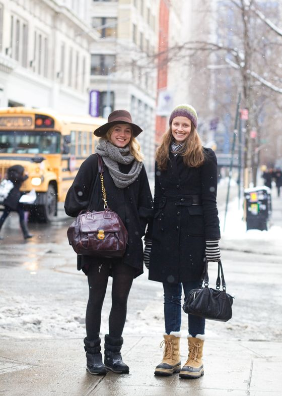 How To Wear Snow Boots (Sans The Snowsuit) – Closetful of Cloth