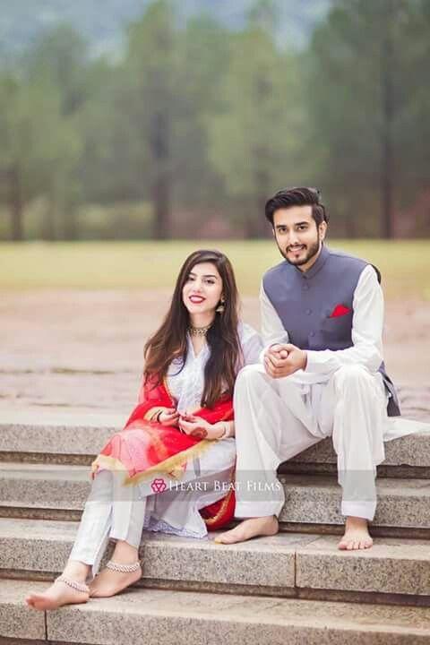 Fashion of Pakistan | Wedding photoshoot poses, Couple photoshoot .