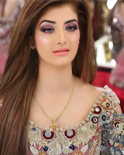 25 Pakistani Wedding Hairstyles & Hairdos For Your Big Day .