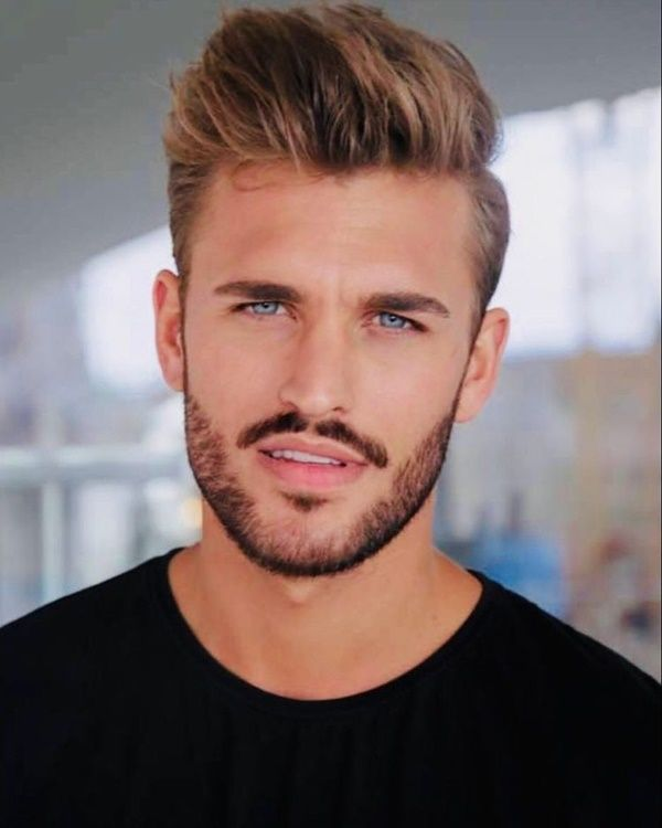 30+ Fresh Patchy Beard Styles For Stylish Men   Beard styles .