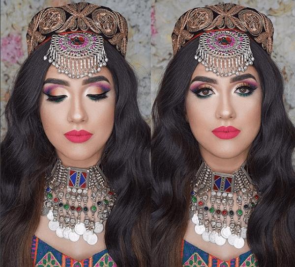 Eid Makeup Tutorial – 20 Perfect Makeup Ideas For Eid 2020 .