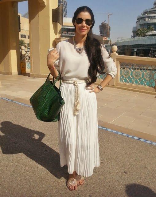 30 Most Popular Dubai Street Style Fashion Ideas | Dubai fashion .