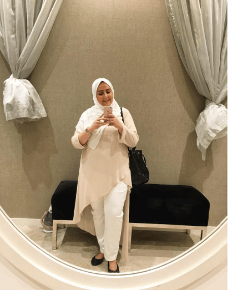 Plus size Hijab Fashion - All the plus size women looking for .