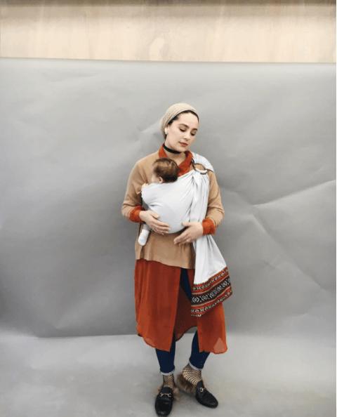 14 Popular Hijab Street Style Fashion Ide