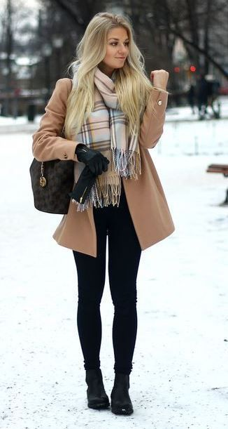20 Cute And Preppy Date Night Outfit Ideas - Society19 | Winter .