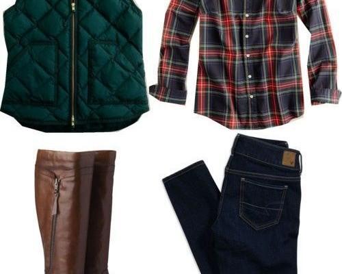 Preppy Winter Outfits-15 Cute Winter Preppy Dressing Ideas | Beau