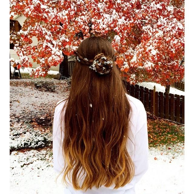 15 Quick and Cute Hairstyles for University Girls 20