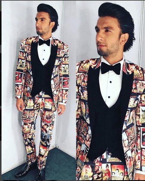 Ranveer Singh's Dressing Styles – 30 Latest Looks of Ranveer .