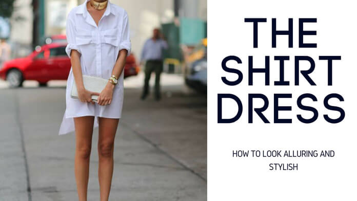 14 White Shirtdress Outfits That Will Make You Instantly More Sexy .