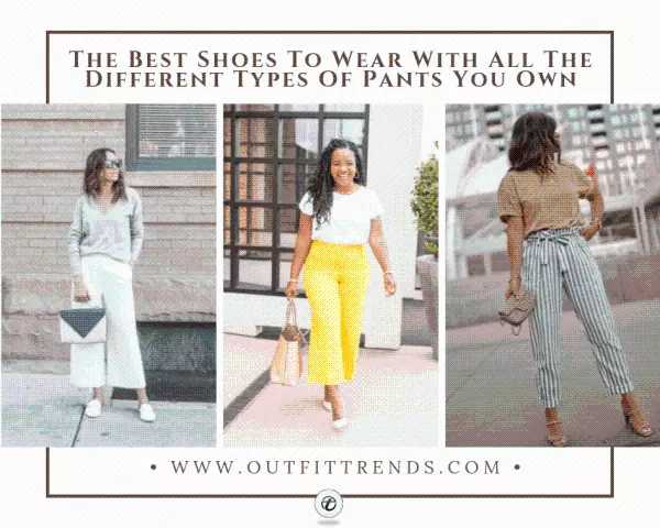 Scooper - Lifestyle News: Top 20 Shoes to Wear with Different .