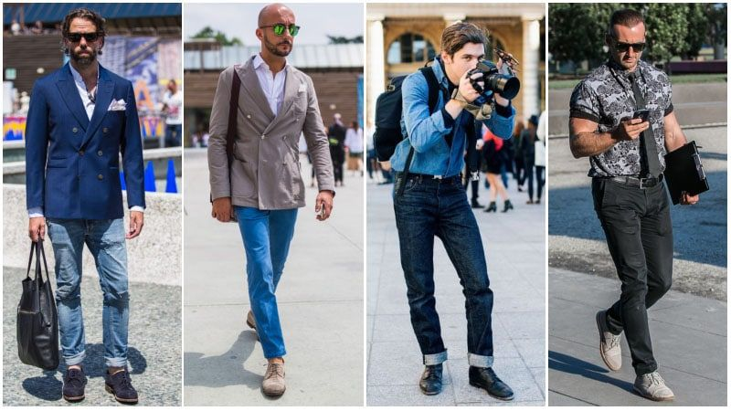 Derby Shoes and Jeans | Derby shoes, Denim boots, Denim outf