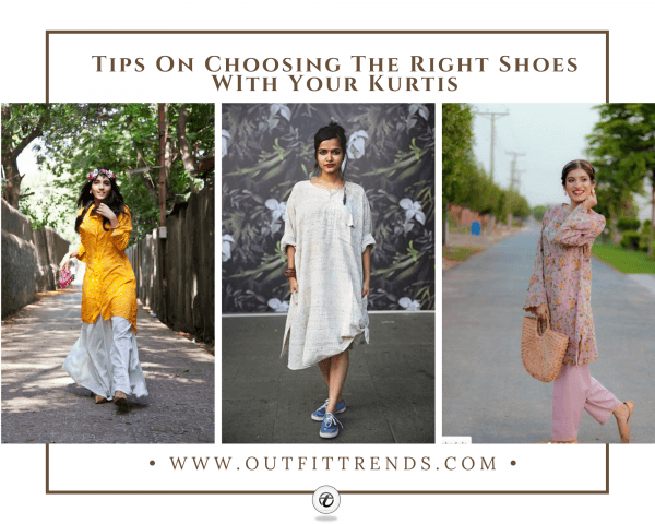 Shoes With Kurta For Women-15 Best Footwear To Go With Kur