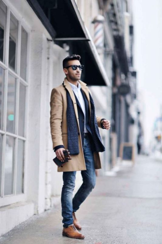 How To Wear Men's Skinny Jeans: 3 Useful Tips And 23 Looks To .