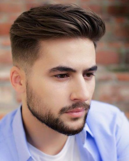 65+ Ideas Hairstyles For Men Short Beard Styles | Beard styles .