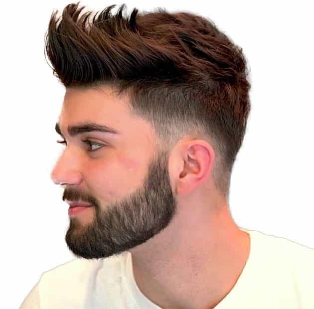 Plain short beard style | New beard style, Beard styles short .