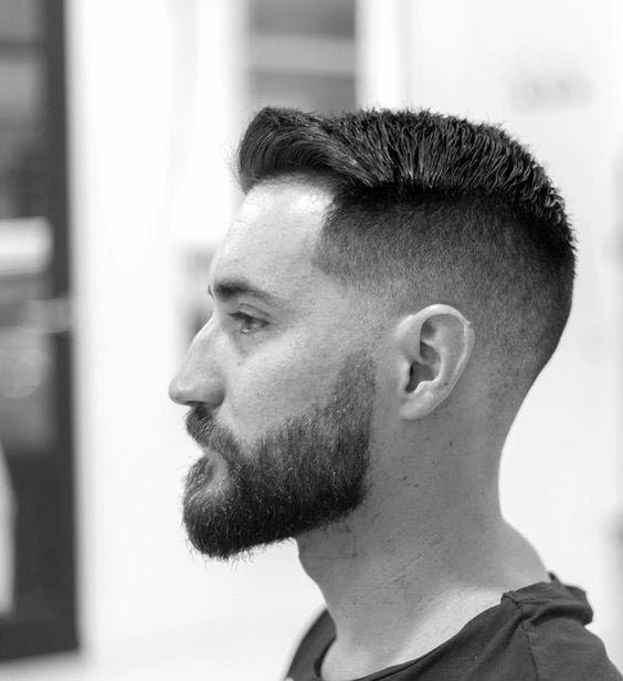 50 Short Hair With Beard Styles For Men - Sharp Grooming Ideas .