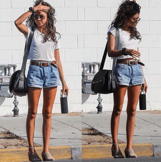 10 Short Height Female Celebrities Fashion You Should Foll