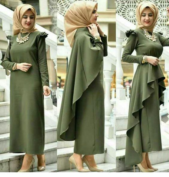 Silk Hijab Styles-25 Ideas How to Wear a Silk Hijab in Sty