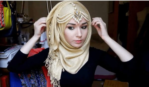 8 Simple DIY Hijab Accessories Tutorials You can Do Easi