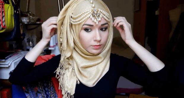 Hijab Gaya Indonesia: Simple DIY Hijab Accessories Tutorials You .