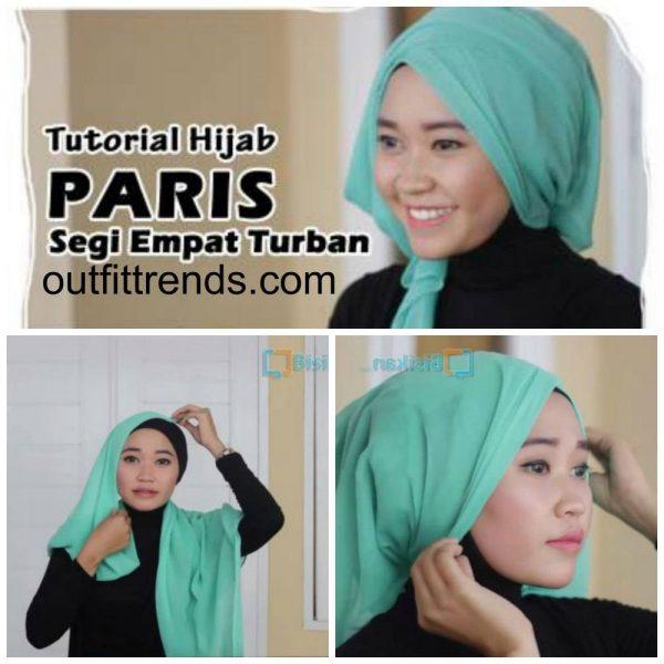 10 Simple Hijab Paris Tutorials You Can Do In Less Than a Minu