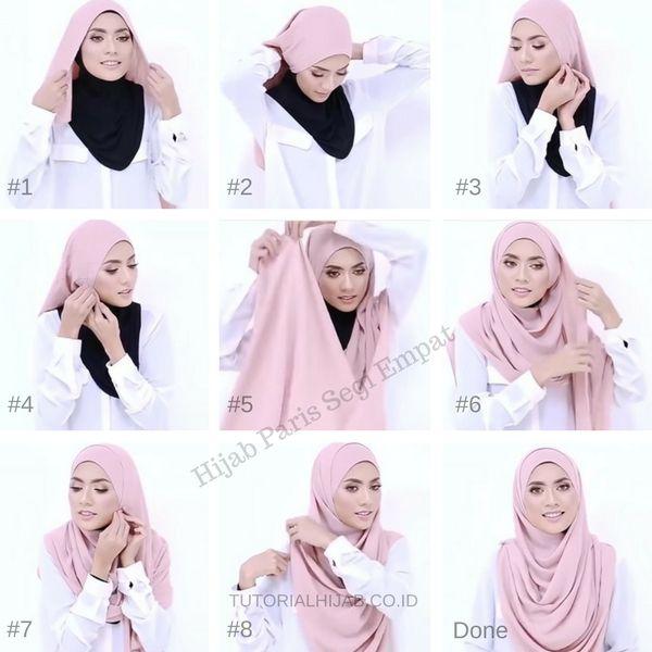 Job2GoBackend | Gaya hijab, Model pakaian hijab, Pakaian wani