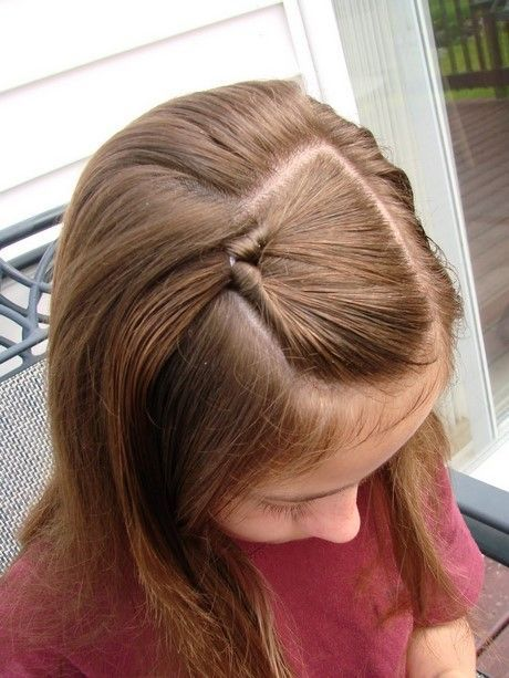 baby girl short hair style - Baby Hair Style #baby #Style .