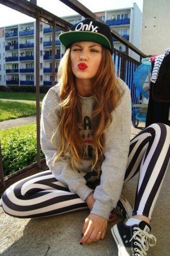 Snapback Hairstyles for Girls- 25 Ways to Wear Snapback Ha