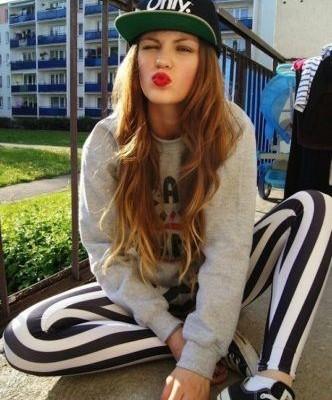 Snapback Hairstyles for Girls- 25 Ways to Wear Snapback Hair | Beau