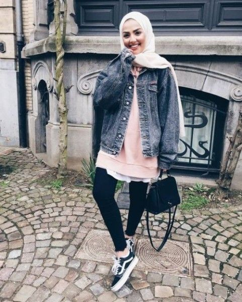 2017 Spring Outfit Ideas That Every Hijabi Should Try | | Hijab .