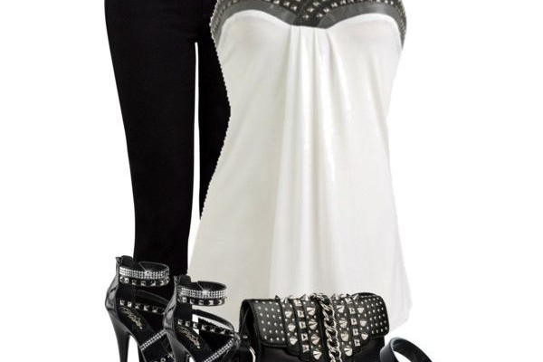 Studded Clothing-10 Ways to Dress up with Studded Outfits   Beau