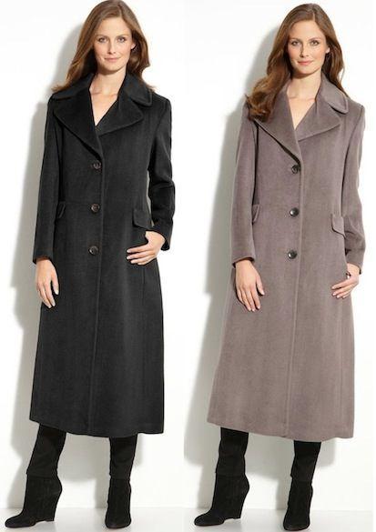 15 Stylish and Cozy Women Long Coats 2018 | Coats for women, Long .