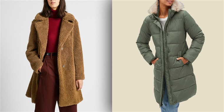 Best winter coats for women under $1