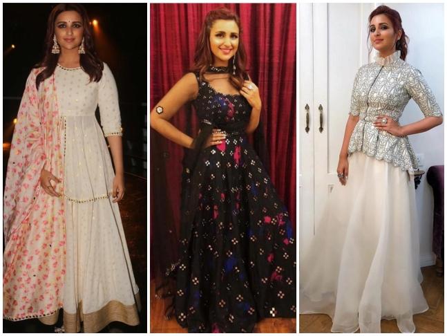 Lehenga Parineeti Chopra Dresses - Ameesha Patel Fa