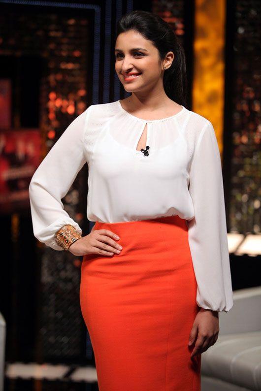 12 Stylish Parineeti Chopra Dresses to Copy This Ye